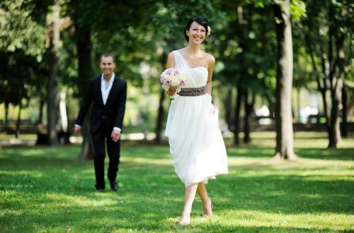 Grčko rimski stil venčanica