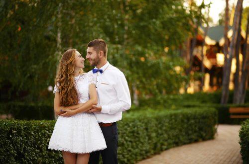 Svetski trend - Kratke venčanice-La Perla