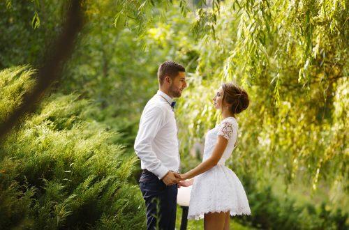 Najbolje letnje venčanice