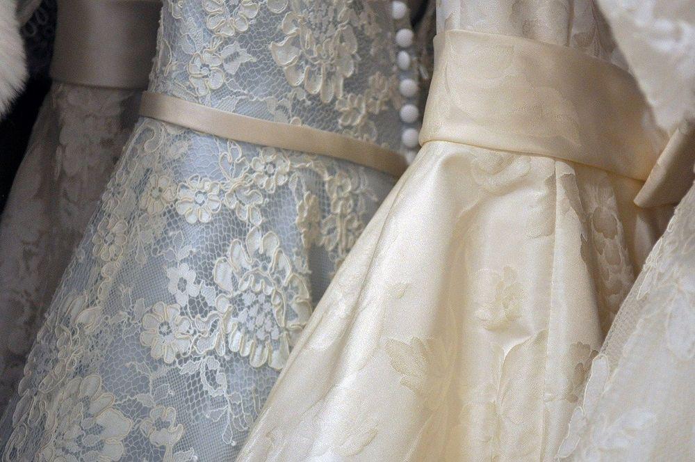 Crkveno venčanje, salon La Perla